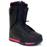 Ботинки Belmont Trad Lace Black/Pink 2015