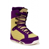 Ботинки Belmont-Trad Lace Cream/Purple 2015