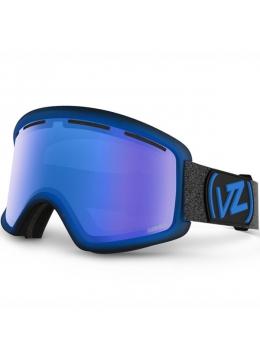 Горнолыжная маска Vonzipper BEEFY Mindglo Blue (2015)