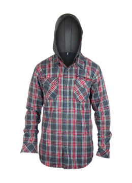 Толстовка Never Summer Tundra 3DWR Flannel 2016