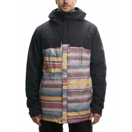 Authentic Moniker Insulated Blanket Clrblk 2017
