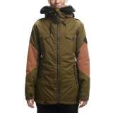 Куртка Parklan Fortune Insulated Olive 2017