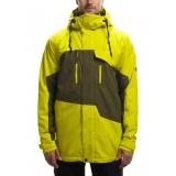 Куртка Authentic Geo Insulated Sulphur Clrblk 2017
