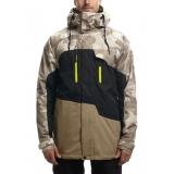 Куртка Authentic Geo Insulated Khaki Camo Clrblk 2017