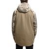 Мужская куртка 686 Authentic Geo Insulated Khaki Camo Clrblk 2017