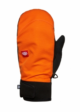 Варежки 686 Mountain Mitt Orange 2017