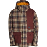 Space BROWN PLAID 2017