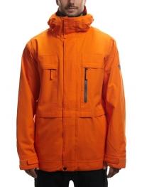Куртка Authentic Smarty Form Orange 2017