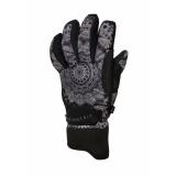 Crush Pipe Glove Khaki Mandala 2017