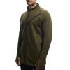 Флисовая кофта 686 GLCR Rouge Tech Fleece Zip Olive Heather 2017
