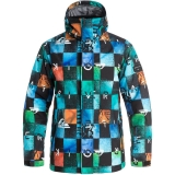 Куртка Mission Print CHAKALAPAKI BLUEFISH&ANDEAN 2017