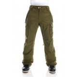 Штаны Authentic Infinity Shell Cargo Olive 2017