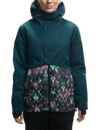 Куртка Authentic Rumor Insulated Black Jade Clrblk 2017
