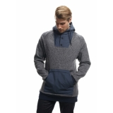 Толстовка Parklan Sipher Anorak Fleece Steel Melange 2017