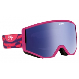 Ace Rasberry Swirl - Pink + Dark Blue Spectra + Pink 2016