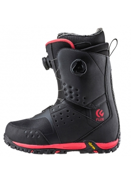 Ботинки для сноуборда Flux OMNI Black 2018