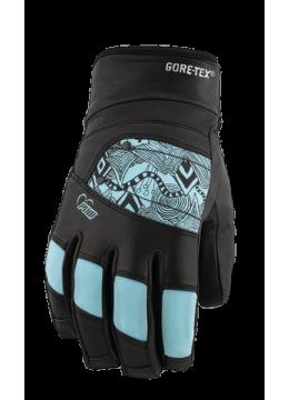 Pow Перчатки W's Feva Glove GTX, Blue