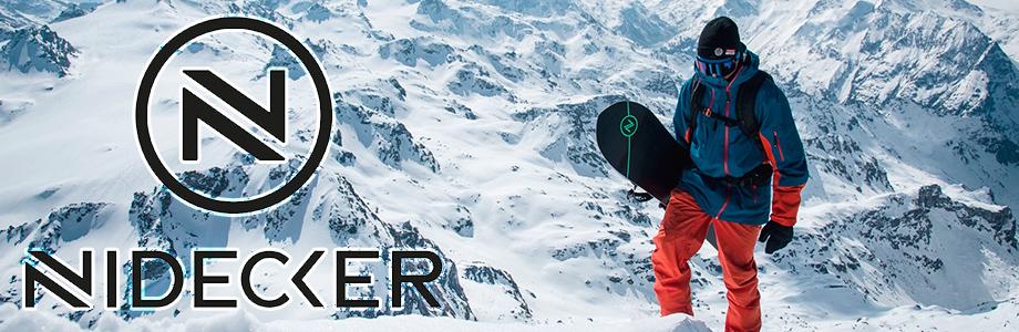 Сноуборды Nidecker
