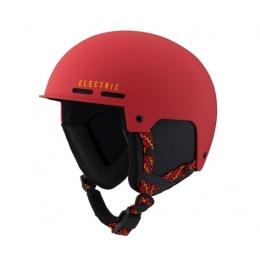 Шлем Electric SAINT MATTE RED YELLOW 2016