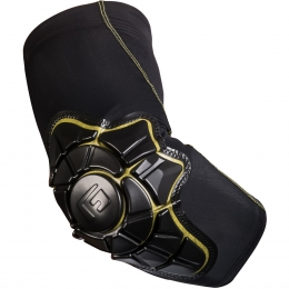 PRO-X Elbow Pad BLACK YELLOW 2015