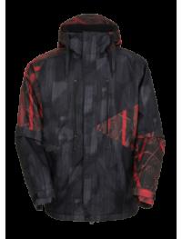 Куртка Arcade Black Digi Stripe 2016