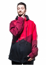 Куртка Arcade Cardinal Colorblock 2016