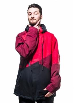 Куртка 686 AUTHENTIC Arcade Cardinal Colorblock 2016