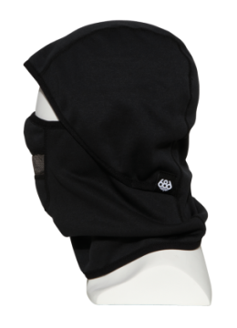 Балаклава 686 Защит. маска Black Ops Balaclava Black 2016