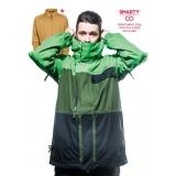 Куртка Smarty Form Green Colorblock 2016