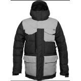 Куртка Parklan Preserve Down Black Heather Twill 2015